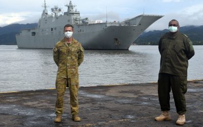 Australian Government Assisting Fijian Recovery From Cyclone Yasa